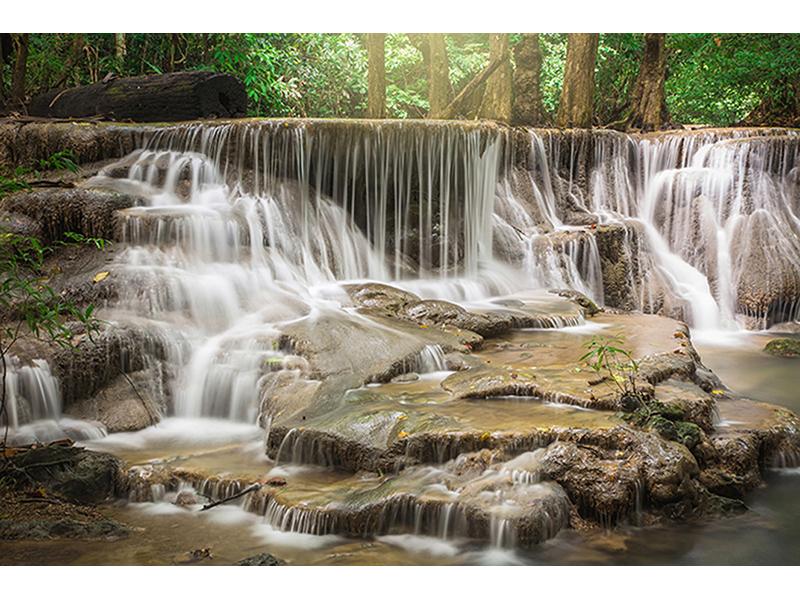 Красивый водопад 1623