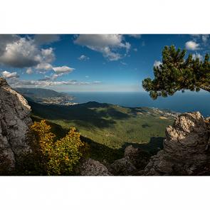 Ландшафт Крыма