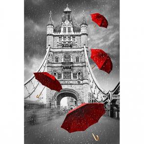 Летающие зонтики