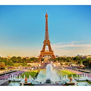 Летний день в Париже