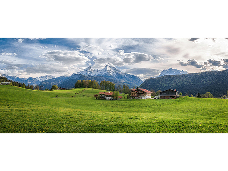 Лето в Альпах 1574