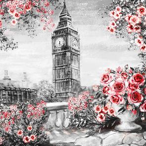 Лето в Лондоне