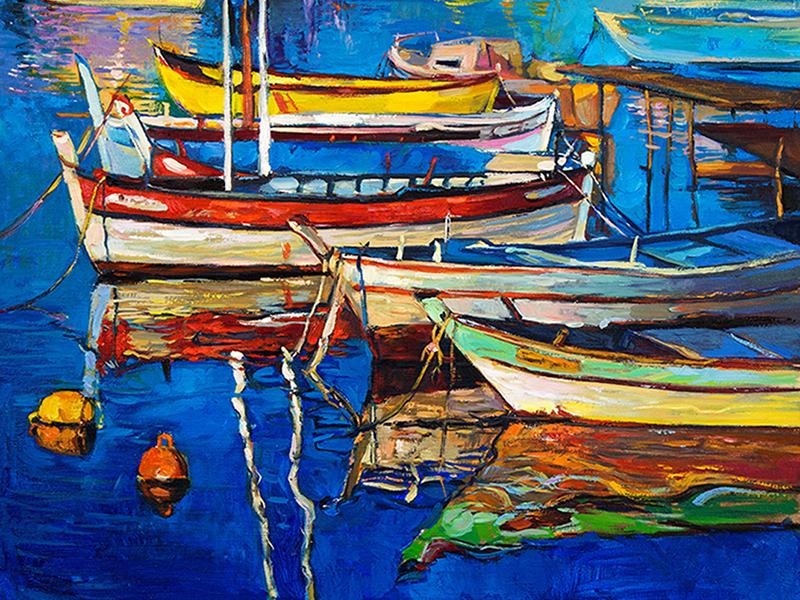Лодки 2481