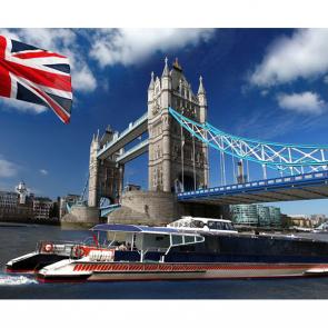 Небо над Лондонским мостом
