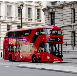 Лондон в центре