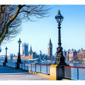 Утренний Лондон