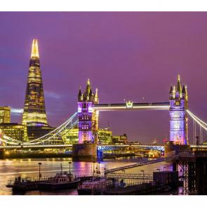Сиреневый Лондон