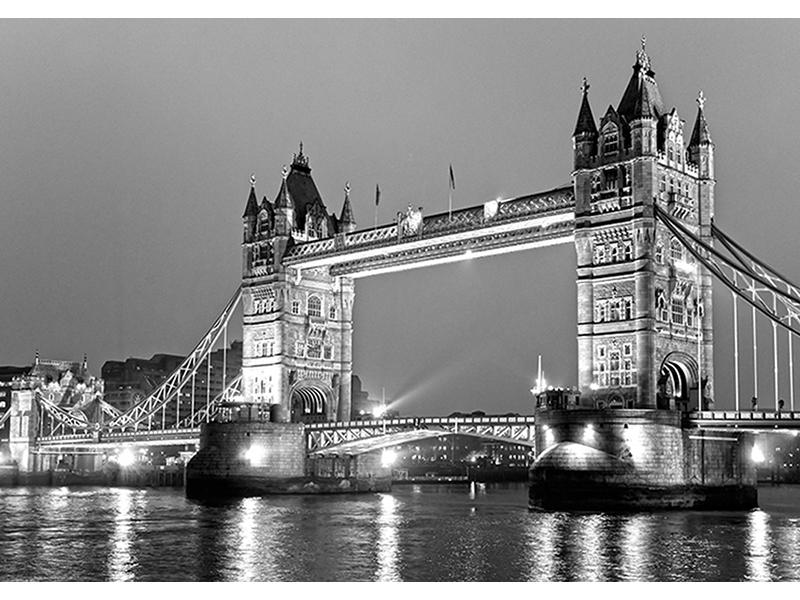 Лондон вечером 1561