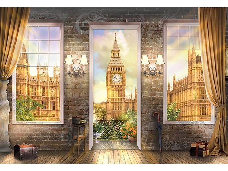 Лондонские часы 1559