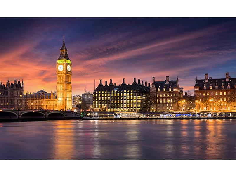 Лондонский горизонт 1558