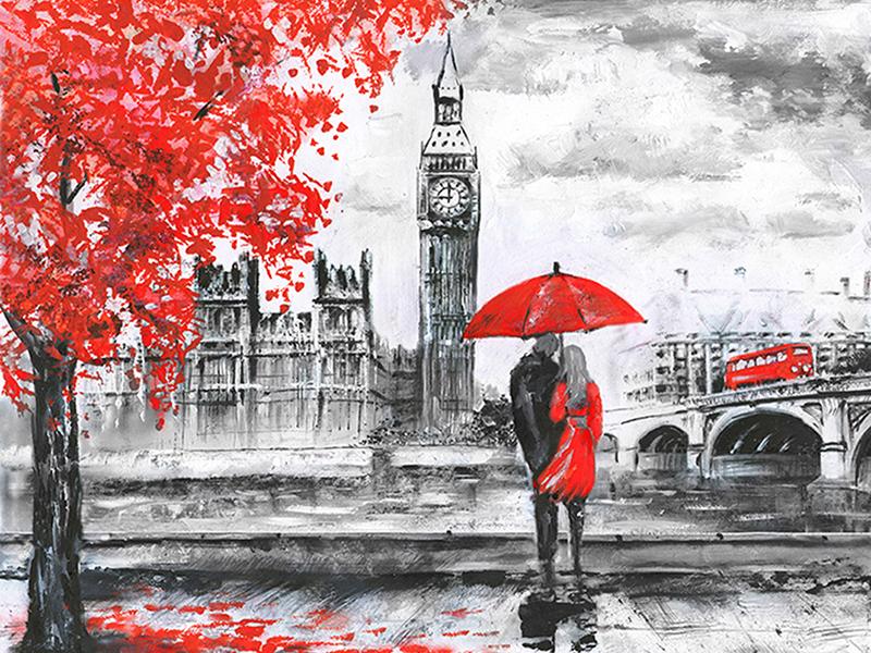 Любовь в Лондоне 1553