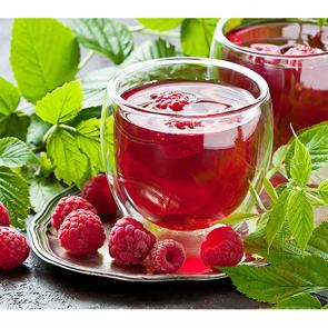 Малиновый чай 1116290993