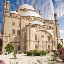 Мечет в каире