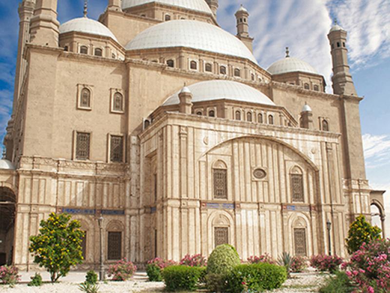Мечет в каире 7070