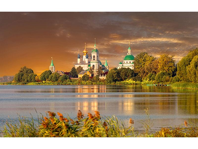 Монастырь в Ростове 1535