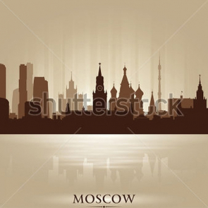 Москва в векторах