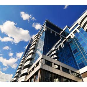 Бизнес-центр в Москве