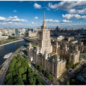 Над Москвой