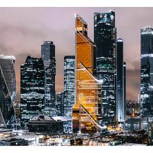 Москва сити 2