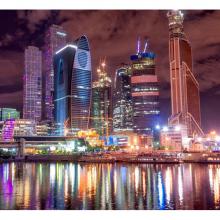 Москва сити 6342