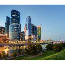 Москва сити 6345