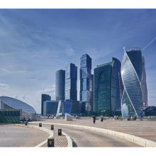 Москва сити 6369