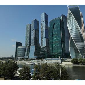 Москва сити 6372