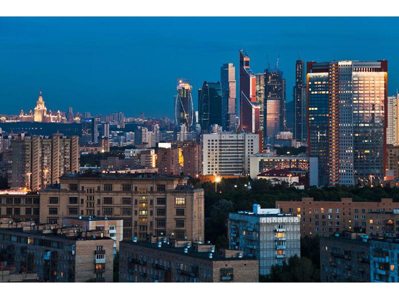 Москва сити 6373