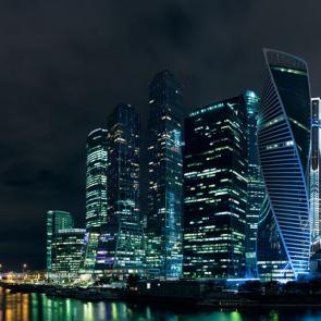 Москва сити 6377