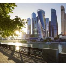 Москва сити 6381