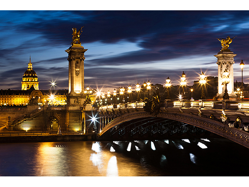 Мост над Сеной 1527