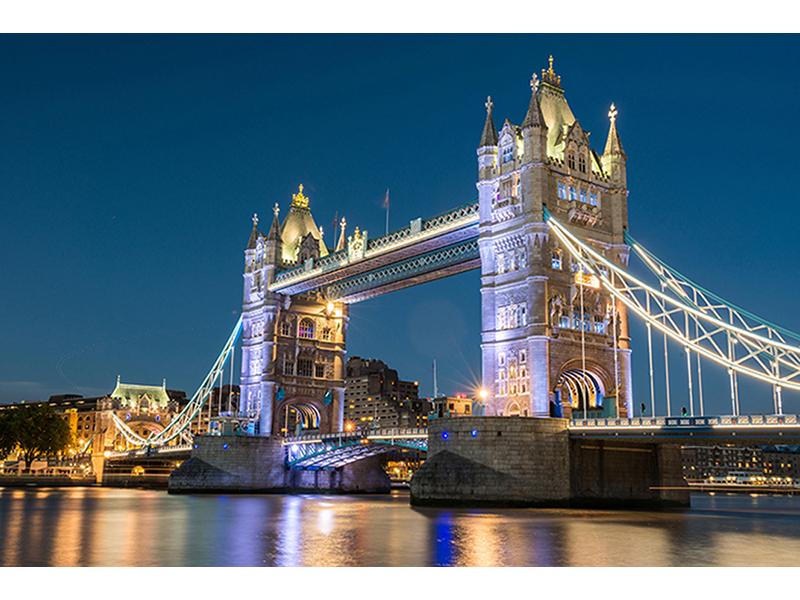 Мост в Лондоне 1530