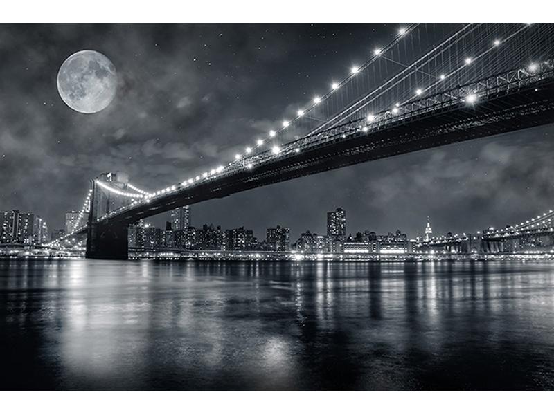 Мост в полнолуние 1529