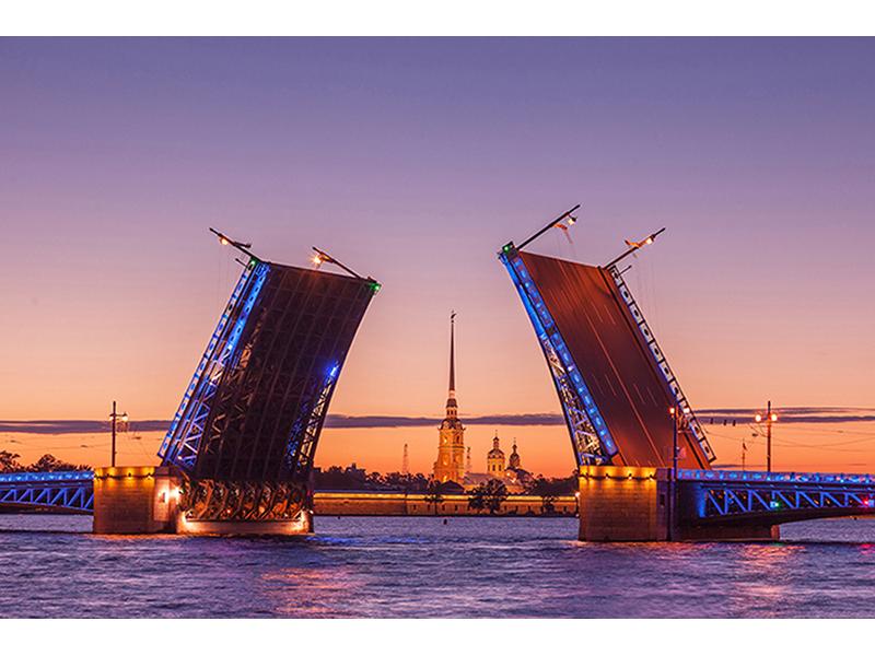 Мосты в Санкт-Петербурге 2 1515