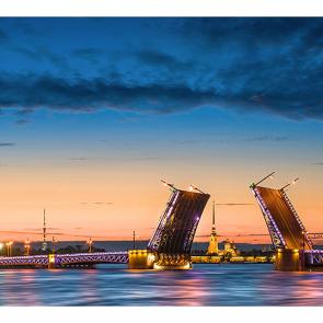 Мосты в Санкт-Петербурге