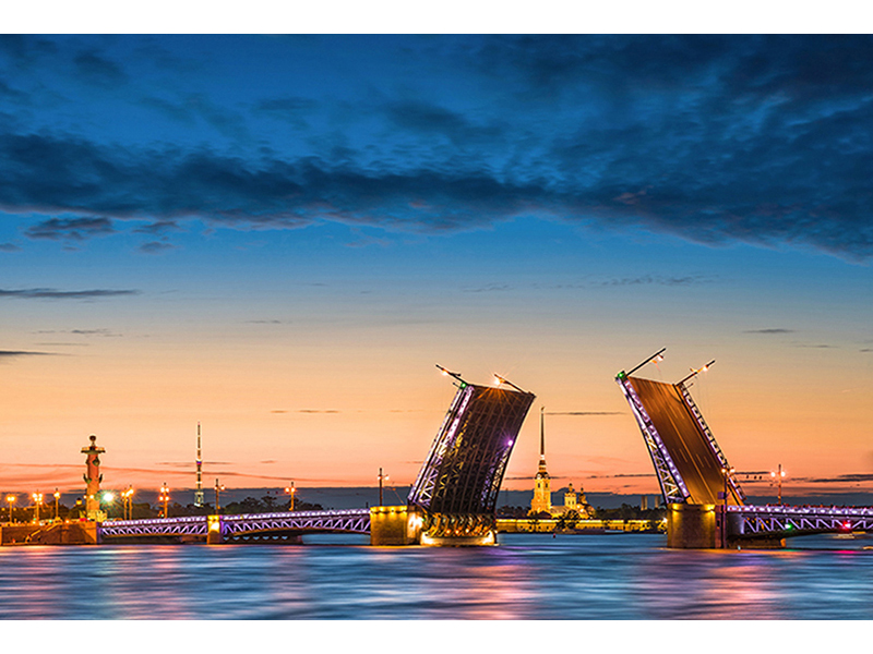 Мосты в Санкт-Петербурге 1516