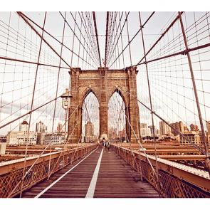 На Бруклинском мосту