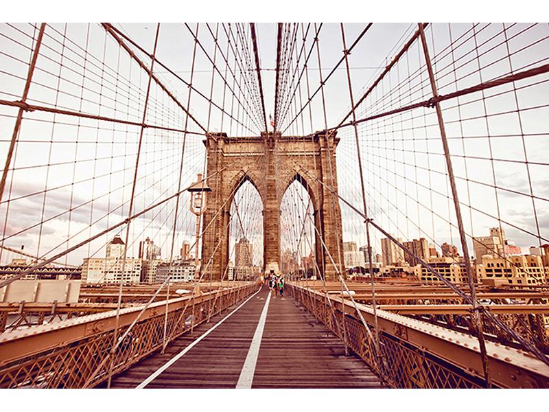 На Бруклинском мосту 1512