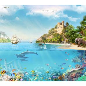 На земле и под водой