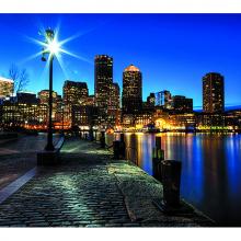Набережная Бостона