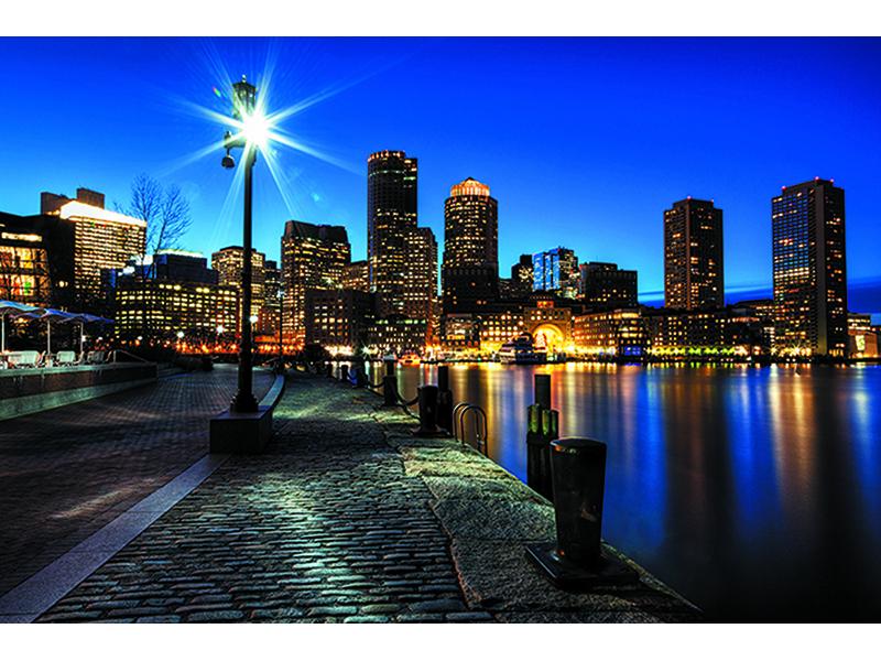 Набережная Бостона 1505