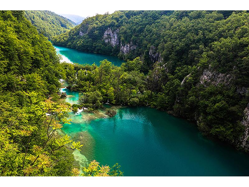 Национальный парк в Хорватии 1494