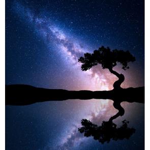 Млечный путь в небе