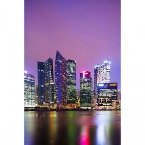 Небо над Сингапуром