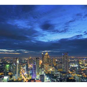 Небо над Бангкоком