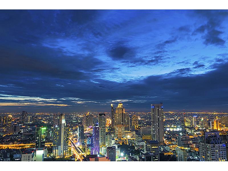 Небо над Бангкоком 1490