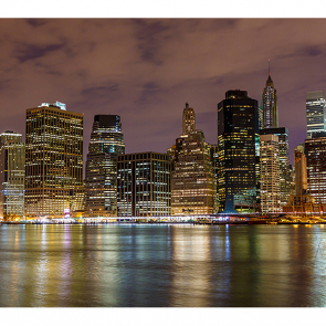 Ночь в мегаполисе