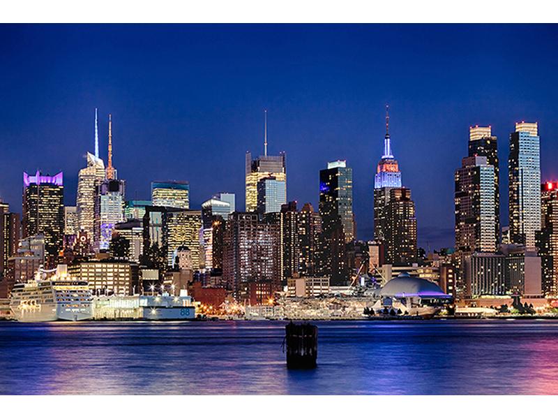Ночь в Нью-Йорке 1476