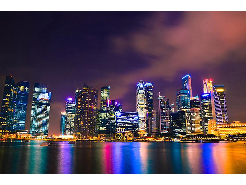 Ночь в Сингапуре 1474
