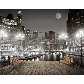 Ночная прогулка по городу